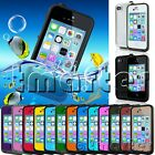 For Apple iPhone 4 4G 4S 4G Durable Waterproof Shockproof Dirt Proof Case Cover