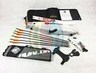 "Silver 70"" RHD Core Archery Jet Take Down Recurve Bow & Complete Package"