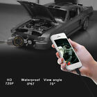 IP67 Wifi Borescope Inspection Endoscope 8mm Snake Camera For iPhone iOS Android
