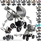 Lifetime Kinderwagen Luxuskinderwagen Kombikinderwagen Buggy Babyschale 3 in 1