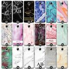 Personalised Marble Phone Case/Cover for OnePlus Smartphone Initials/Name/Custom