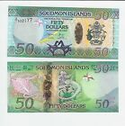 NEW Solomon Islands REPLACEMENT NOTE X/1 $50 2013