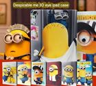 Despicable me 3D eye pattern case cover for ipad 234 mini1234 air/air2/pro9.7""