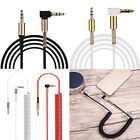 3.5mm Male to Male Car Aux Auxiliary Right Angle Audio Cable For Cellphone MP3 U