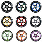 TBF Stunt Scooter 100mm Alloy Wheels + ABEC9 // Colour Choice Smooth