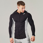 Men Gym Muscle Brothers Sport Hoodies Hooded Cycling Joger Fitness Clothing
