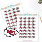 Kansas City Chiefs Planner Stickers - Perfect for all Planners like Erin Condren $2.5 USD on eBay
