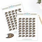 Anaheim Ducks Planner Stickers - Perfect for all Planners like Erin Condren $3.75 USD on eBay