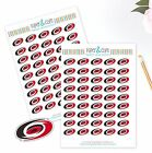 Carolina Hurricanes Planner Stickers -Perfect for all Planners like Erin Condren $4.0 USD on eBay