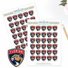 Florida Panthers Planner Stickers - Perfect for all Planners like Erin Condren $3.5 USD on eBay