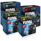 FLUVAL 106 206 306 406 FX4 FX6 EXTERNAL POWER FILTER INCLUDING MEDIA AQUARIUM