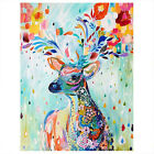 DIY 5D Diamond Painting Embroidery Cross Stitch Crafts Home Decor Rose/Deer