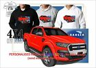 4X4 OFF ROAD 2015-PRESENT FORD RANGER DUAL CAB HOODIE ILLUSTRATED ARTWORK