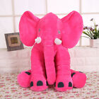 Large Elephant Pillow Soft Cushion Stuffed Baby Kids Plush Doll Toy from USA