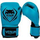 VENUM CONTENDER BOXING GLOVES - BLUE MMA UFC