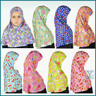 Al Amira fancy children instant Hijab Girls Scarf Muslim islamic Headscarf Kids