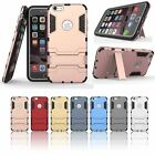 Fashion Armor DualLayer Shockproof Case Cover With Built in Kickstand For Phones