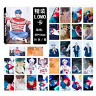 Entertainment Memorabilia - 30PCS Kpop BTS Wings Lomo Card Bangtan Boys YOU NEVER WALK ALONE Photocards Suga
