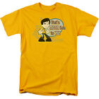 Star Trek QUOGS MR. SULU TO YOU Licensed Adult T-Shirt All Sizes
