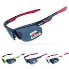 Polarized Cycling Glasses Eyewear Bike Goggles Fishing UV400 Sunglasses 5 lens