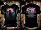 Black T Shirt Lady Gaga Joanne Tour 2017 TOP Selling A102 Best Product