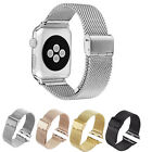 Elegantly Stainless Steel Loop Metal Band For Apple iWatch Sport Edition 42 / 38