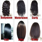 100% remy indian human hair full lace /lace front wig straight bodywave hair wig