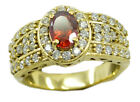 Multi Gold Plated Ring ideal Multi suppiler AU K,M,O,Q