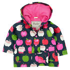 Girls Raincoat Nordic Apples, by Hatley, Brand New With Tags