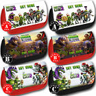 PLANTS VS ZOMBIES Personalised Pencil Case Any Name Gift School Unofficial Bag