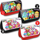 SHOPKINS Personalised Pencil Case Make up Bag Storage Any Name Girls Gift School