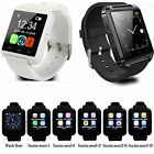 Bluetooth Wrist Smart Watch Phone Mate For Samsung Galaxy S7 Edge S6 Note 5 4 3