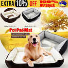 NICE Soft Pet Bed Mattress Dog Cat Pad Mat Warm Cushion Extra Large/Medium/Small