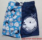DIARY OF A WIMPY KID Boys 4 5 XS Shorts SWIM TRUNKS Bathing Suit