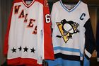 MARIO LEMIEUX JERSEY THROWBACK PITTSBURGH PENGUINS ALL STAR
