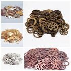 25g/50g/100g Steampunk Watch Parts Wheels Gears Pieces Cogs Steam Punk Accessory