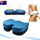 Memory Foam Coccyx Cushion Posture Back Hip Support Lumbar for Car Seat Office