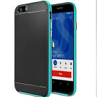 Slim Armor Dual Layer Bumper Case shockproof Cover for Sony Xperia Z3 Z5,M5,4,XA