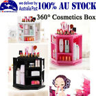 CHIC 360° ABS Spin Rotating Cosmetics Makeup Box Display Brush Tool Organizer IM