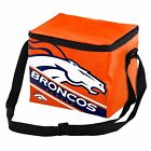 NFL Denver Broncos Lunch Bag Cooler $10.99 USD on eBay