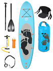 ENTRADIA II 10ft Inflatable Paddleboard SUP Stand Up Board - Deluxe Pack