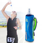 Portable Adjustable Strap Hand Water Bottle Holder Bag Pack Marathon Run Sport