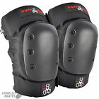 "TRIPLE EIGHT ""KP-22"" Knee Pads Roller Derby Skateboard Snowboard BMX S M L or XL"