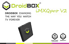 DroidBOX iMXQpro V2 Smart Android BOX Android&LibreELEC HTPC CPU S905X 2GB/16GB