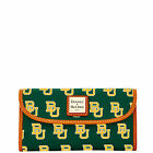 Dooney & Bourke NCAA Baylor Continental Clutch