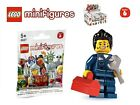 LEGO 8827 minifigures SERIES 6 roman soldier lady liberty surgeon genie butcher