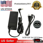 AC adapter iMAX Charger for EC6 B5 B6 Power Supply DC 12V 5A  5.5*2.5mm