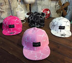 Boy Girl Baseball Hat Adjustable size hat Snapback Sunhat Hip-Hop 2-8 Year Caps