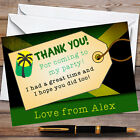Jamaican Reggae Party Thank You Cards