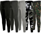 Mens Slim Skinny Fit Designer Stretch Joggers Bottoms Jogging Gym Camouflage